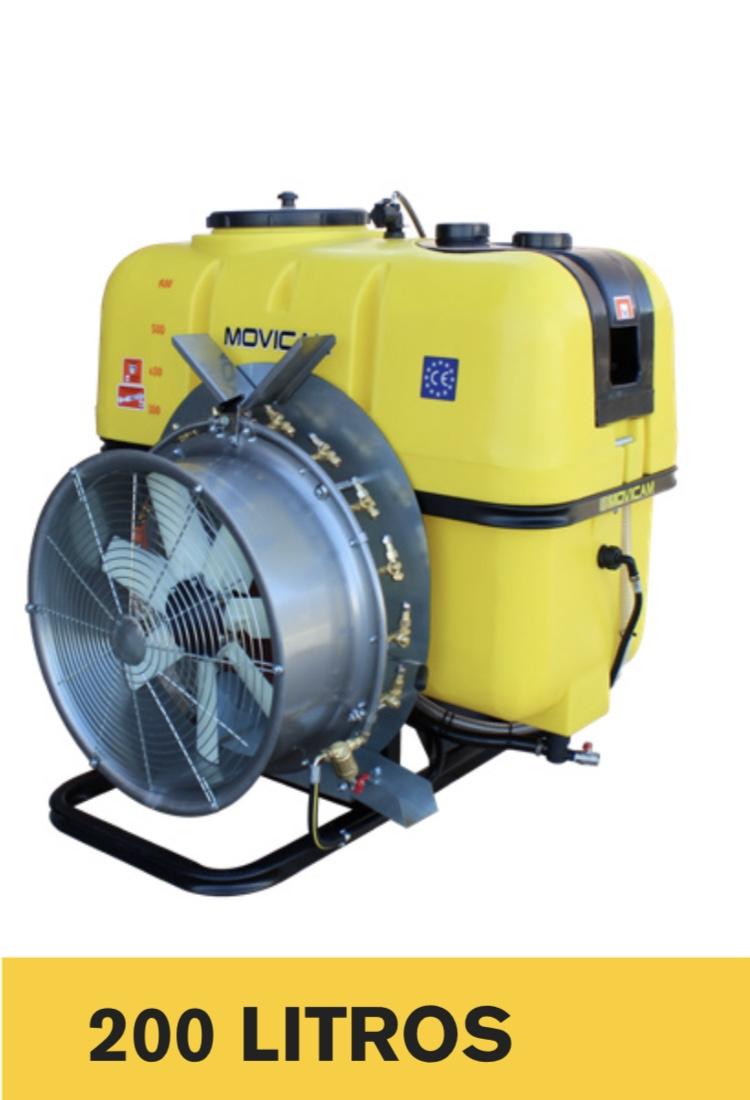 Atomizador 200 lts