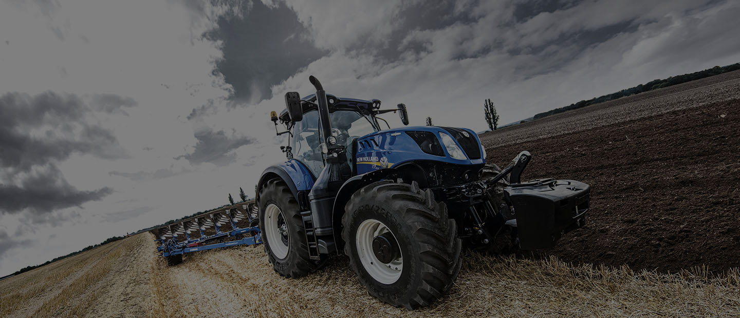 Tractor New Holland T7 HEAVY DUTY - Tier 5