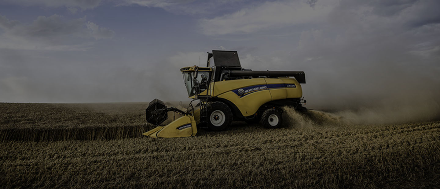 Cosechadora New Holland CX5 & CX6 - TIER 4B