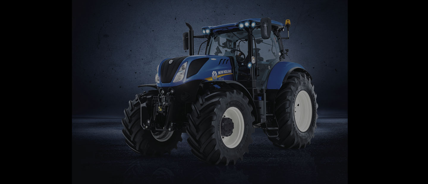 Tractor New Holland T7 TIER 4B