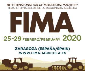 41 FERIA DE LA MAQUINARIA AGRÍCOLA FIMA 2020 - Del 25 al 29 de Febrero de 2020