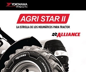 NEUMÁTICOS ALLIANCE AGRI STAR II