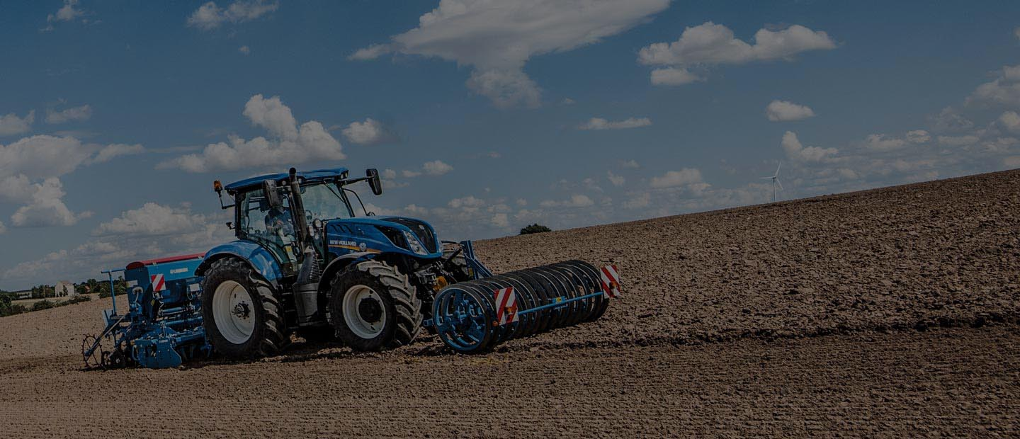 Nuevo New Holland T6 - TIER 4B