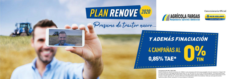 Plan Renove 2020