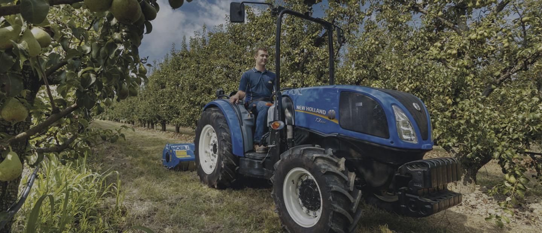 Tractor New HollandNueva Serie T3F