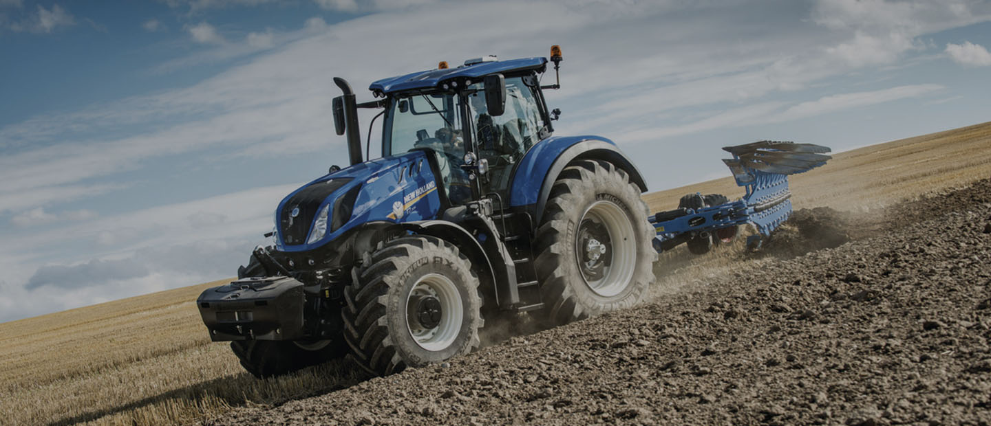 Tractor New Holland T7 SWB - TIER 4B