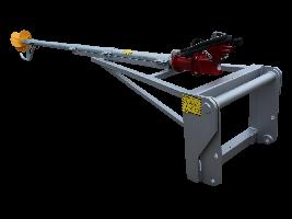 Batidor de purin hidráulico Implementos TJL