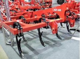 Cultivadores 3,0 m y 3,5 m HE-VA Triple Tiller suspendidos  HE-VA