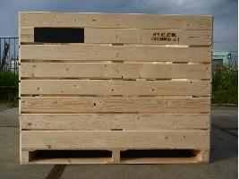 Cajas de madera Mooij Agro