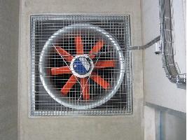 Ventiladores axiales CE Mooij Agro