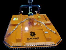 DESBROZADORA FORESTAL REFORZADA (DFR) Maquinaria agricola fernandez