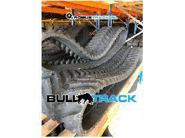 Orugas de caucho para mini-excavadora BullTrack
