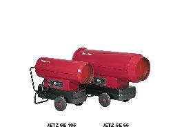 Generadores de aire caliente JETZ GE MATOR