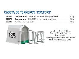 Boxes para terneros CK industries