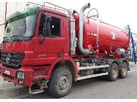 Cisterna Camion  Aguas Tenias