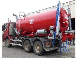 Cisterna para gancho Aguas Tenias