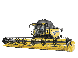 CX7 & CX8 -TIER 4B New Holland