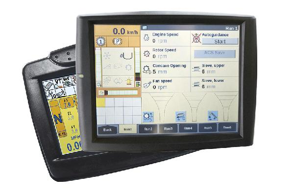 AUTOGUIADO TOTALMENTE INTEGRADO DE NEW HOLLAND SISTEMA INTELLISTEER®