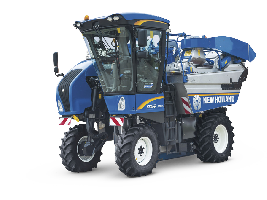 GAMA DE ALTA CAPACIDAD BRAUD New Holland