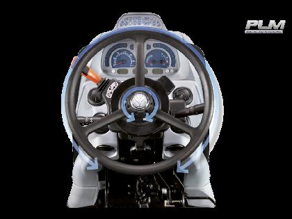 """Conducción y Guiado New Holland GUIADO ASISTIDO: EZ-PILOT™ PRO"""""""
