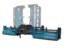 Trituradora de tractor modelo canada Picursa