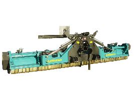 Trituradora de tractor modelo Maxi-Corn Picursa