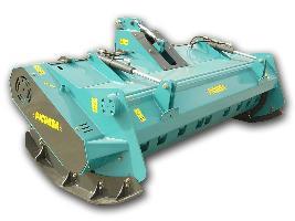 Trituradora forestal rotor 550 Picursa