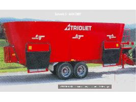 Solomix 3 - 3600 a 5200 ZKXTR Trioliet