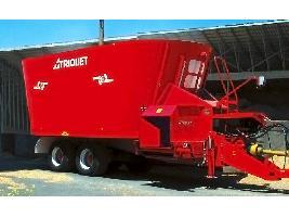 Solomix 2 - 2400 L a 3200 VLX K T Trioliet