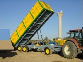 REMOLQUES AGRICOLAS DE 3 EJES HASTA 27.000 KG Capilla