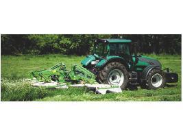 > MegaCut KDD-R 861/941+KDF 300 > Para tractores reversibles Samasz