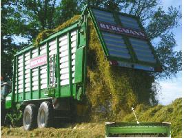 > CAREX 38 S - 68,4 m³ - Pick-up 1,94 m. - eje tandem 24 Tons. - freno hidráulico Bergmann
