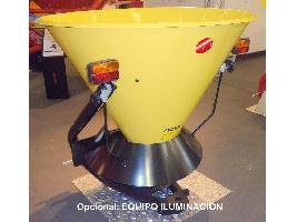 > CPLS - ESPARCIDOR DE SAL - Centrífugo 1 Disco - Capacidad 300 / 345 litros - Apertura manual Cosmo