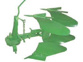 > B 21 a 40 HP para tractores de 20 a 45 HP Lacasta