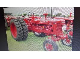 Repuesto tractores caseih Case IH