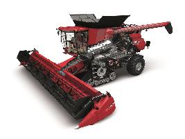 Axial-Flow Serie 250 Case IH