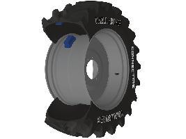 ConnecTire, la rueda inteligente diseñada para producir más, con menos. Inteligentemente. Trelleborg