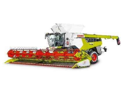 """Cosechadoras de cereales Claas LEXION 8000-5000"""""""