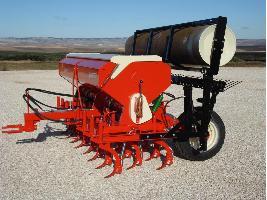Sembradoras de siembra tradicional para cereales Larrosa