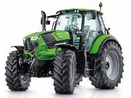 Serie 6 Agrotron Deutz-Fahr