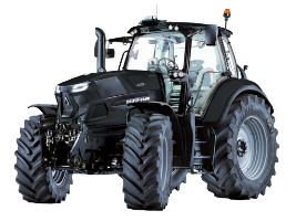 6215 TTV Warrior Deutz-Fahr