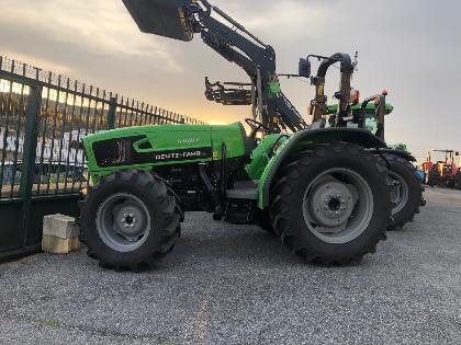 "Tractores agrícolas Deutz-Fahr 4100 E"""