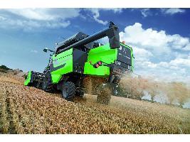 Cosechadoras de cereales Serie C5000 Deutz-Fahr