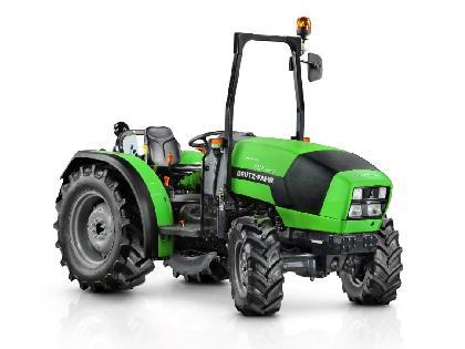 """Tractores agrícolas Deutz-Fahr Agroplus F keyline"""""""