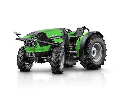 """Tractores agrícolas Deutz-Fahr Serie 5 DF Keyline"""""""