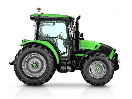 "Tractores agrícolas Deutz-Fahr Serie 5 (Fase V)"""