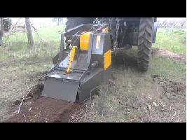 Fresadora Para Roca/ De Tocones FTCD 140.35 AgriWorld