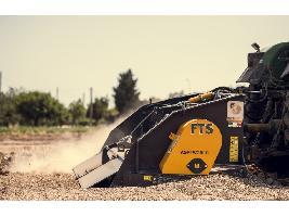 Trituradora de Piedras FTS 230.10 AgriWorld AgriWorld