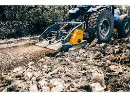 Trituradora de piedras FTS 160.02 AgriWorld AgriWorld