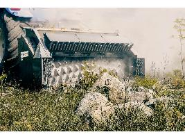 Trituradora de Piedras FTS 60.07 de AgriWorld AgriWorld